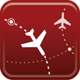 Air Routing Mileage Calc