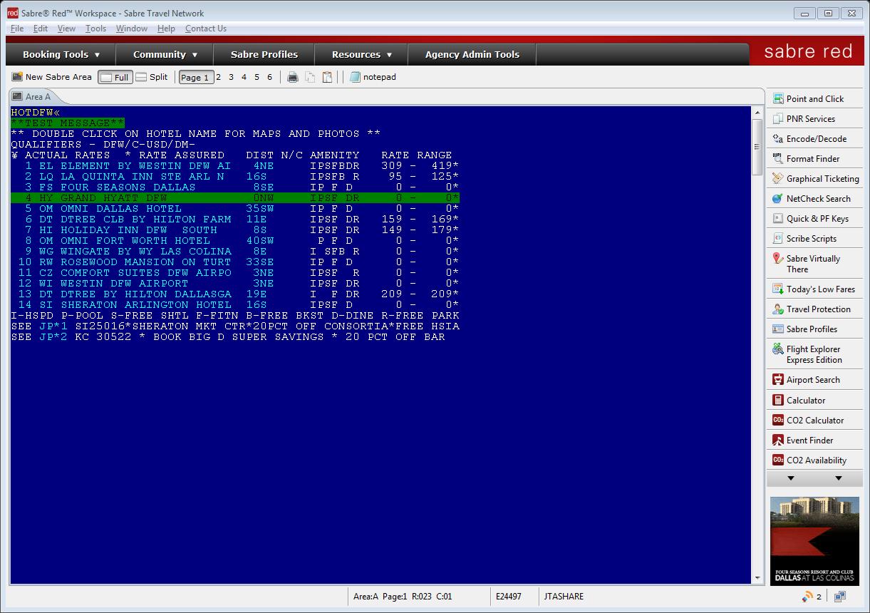 Saber red workspace download