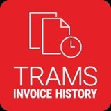 Trams Invoice History App